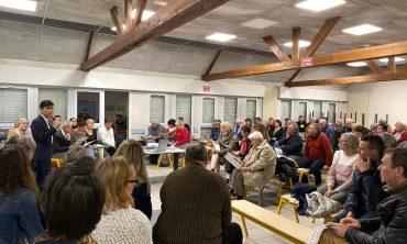 20 Février 2020 – Réunion Publique – Ecole Albert Guyomard